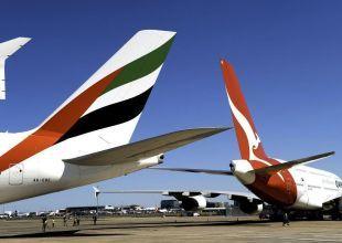 Emirates' partner Qantas investigated by regulators
