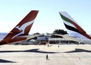 Qantas exec hails first year of Emirates alliance