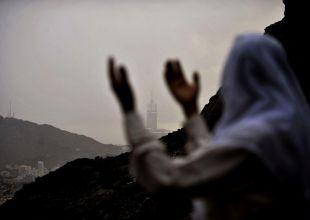 Nearly 3m pilgrims on Mount Arafat for hajj