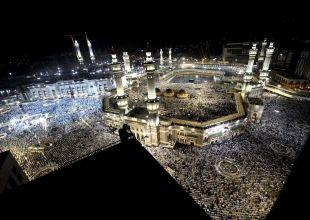 Saudi Arabia sees 4.8m pilgrims in 2013 so far