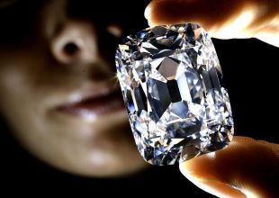 Flawless diamond fetches $21.5m at auction