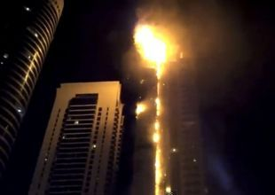 Stray cigarette caused Tamweel fire - Dubai police