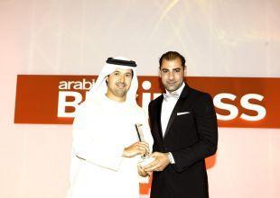 Al Marri wins top honour at Arabian Business Awards