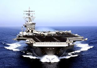 US carrier presence in Gulf to decline, briefly