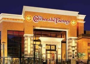 World's largest Cheesecake Factory opens in Dubai