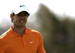 Rory McIlroy mounts late birdie surge in Abu Dhabi opener
