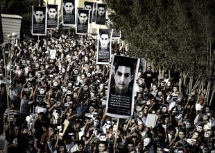 War of words intensifies on Bahrain human rights