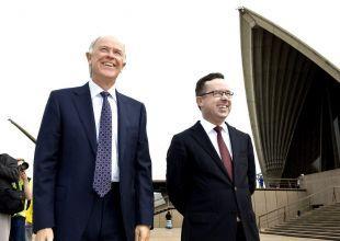 Qantas credits Dubai as losses halve to $246m