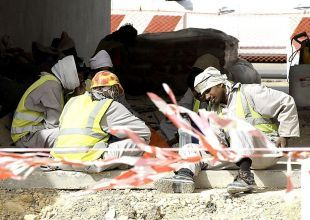 New wave of strikes could hit GCC construction sector
