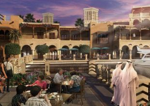 Abu Dhabi plans souk project to lure tourists