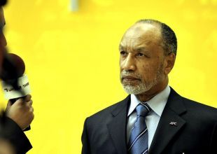 FIFA investigatory body recommends lifetime ban for Bin Hammam aide