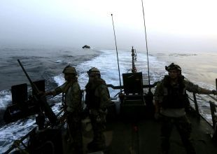 US Navy leads 30-nation maritime exercise in Middle East