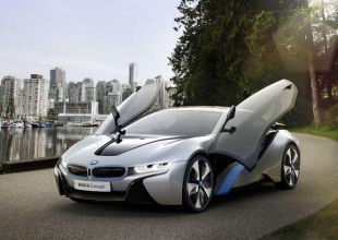 BMW to launch all-electric model in MidEast in 2014