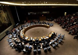 UN Council set for Syria clash as West readies attack