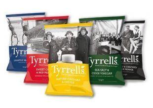 Bahrain's Investcorp sells UK snacks giant Tyrrells for $391m