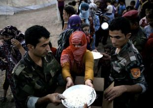 UN taps crowdfunding app to tackle refugee camp food shortages