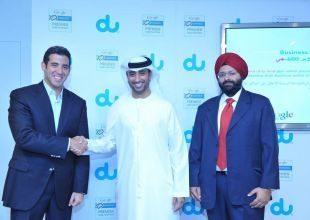 Du and Google link-up to benefit SMEs