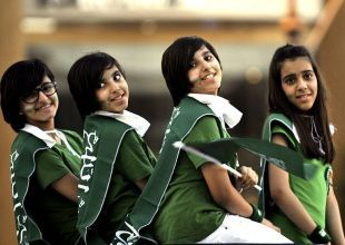 Rights group hails 'overdue' Saudi reform on girl sports