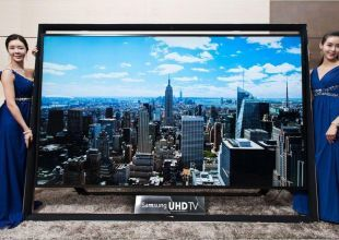MidEast buyers snap up world's largest TV