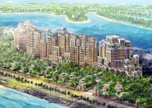 Abu Dhabi's ADFG arranges financing for Palm Jumeirah project
