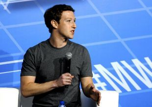 Facebook CEO speaks at the Mobile World Congress