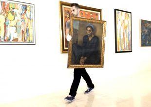 Christie's opens its presale exhibition in Dubai