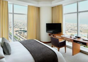 Marriott targets 240 MEA hotels by 2020