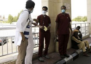 Saudi health hub invests in new tech to fight MERS virus