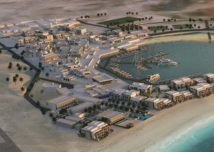 Sharjah says tourism island project will be completed by 2017