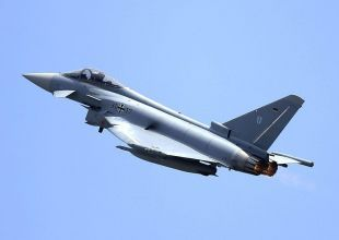 Italian firm uncertain over date for Kuwait Eurofighter contract