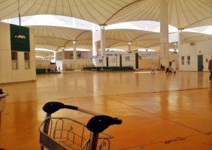 Saudi Arabia opens Haj hotel for tardy pilgrims