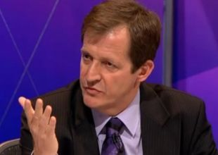 Alastair Campbell to advise Sharjah on communications strategy