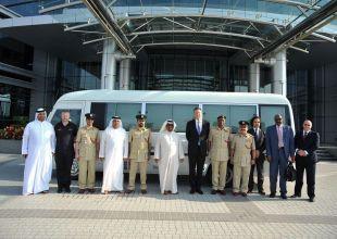 Dubai Police launches 'suggestion-box-on-wheels'