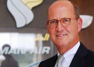 Oman Air CEO Paul Gregorowitsch resigns