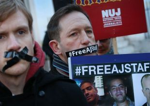 Egypt releases two Al Jazeera journalists but case not dismissed