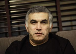 Bahrain urged to release prominent rights activist Rajab