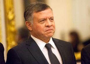 Jordan's king reassures investors, sees economic growth rising