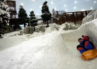 New Saudi snow city tests kingdom's capacity for fun