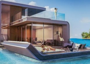 New $3.2m Floating Seahorse homes unveiled for Dubai resort