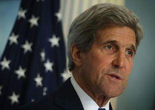 Kerry pushes for pause in Yemen fighting in Saudi meetings