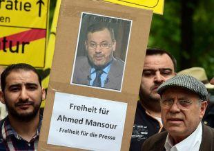 Al Jazeera TV says German authorities have released journalist