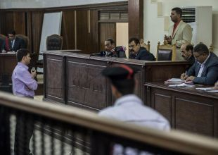 Egyptian court sentences 3 Al Jazeera journalists to prison