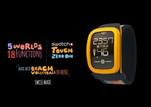 Swatch targeting Apple with smarter watches