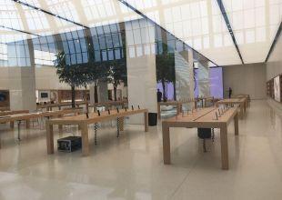 Revealed: Inside the new Apple store in Dubai