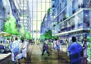 Dubai's DWTC says extension plan on track for Q1 2016