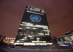 UN office in Saudi Arabia said to have been hit by Yemen rockets