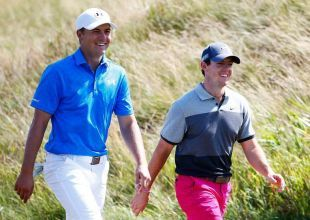 Spieth baffled by time penalty after McIlroy duel in Abu Dhabi