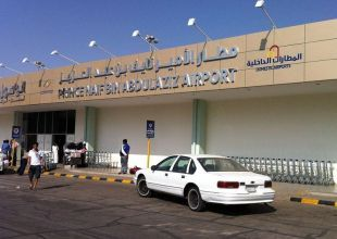 Saudi's domestic airports record over 50% growth in international traffic