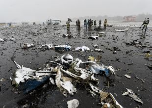 Black-box data retrieved from flydubai plane that crashed in Russia