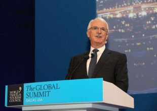 Dubai's Lawless elected chairman of World Travel and Tourism Council